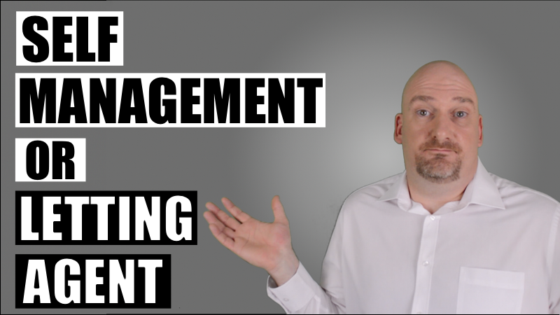 Rental Property Management | Letting Agent Or Self Manage Your Investment Property | Buy To Let