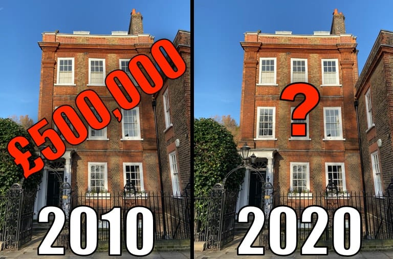 Do House Prices Double?