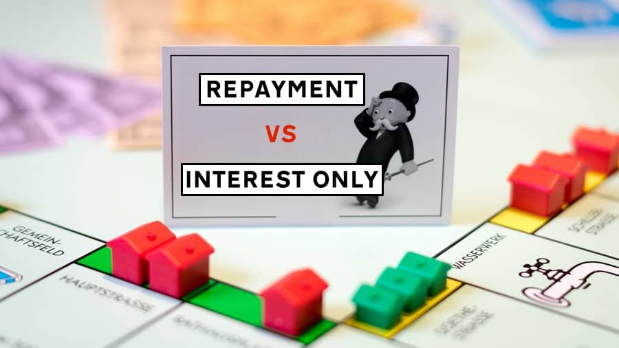 Repayment vs Interest Only