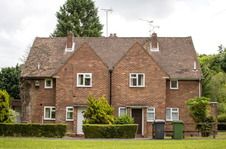 Are These Council Houses In Winchester UK?